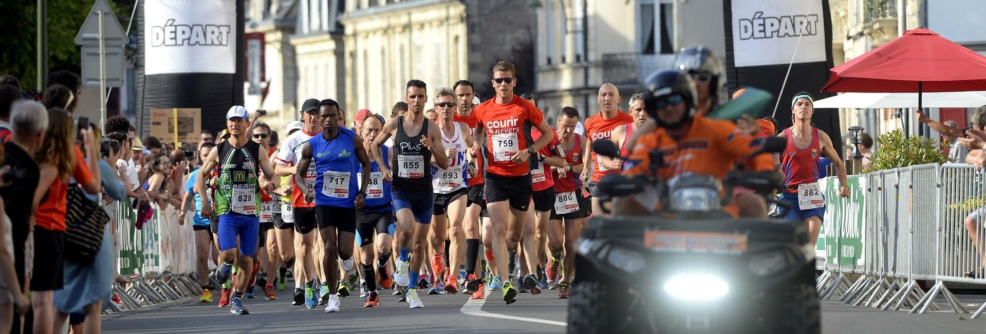 Centre France Running Tour Courir à Nevers